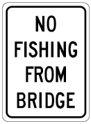 no-fishing-from-bridge-Sign-Rc-2