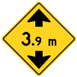 low-clerance-ahead-sign-Wa-26